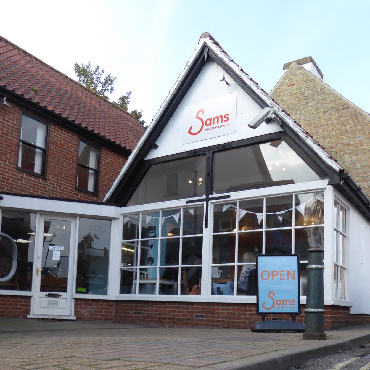 Sams | Tanner Street | Thetford | IP24 2BQ